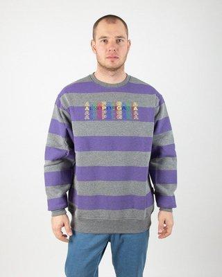 Bluza Alkopoligamia 4lkopolicolors Grey-Violet