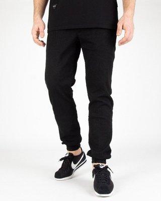 Jeans Jogger Patriotic Futura Black