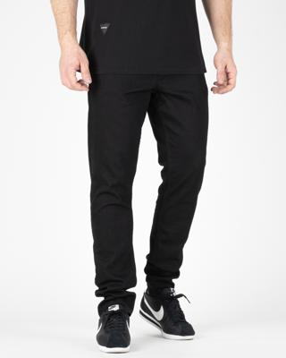 Jeans Stretch Ssg Straight Fit Black