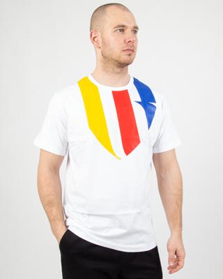 Koszulka 360CLTH Shield White