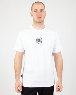 Koszulka Diil Chest Small White
