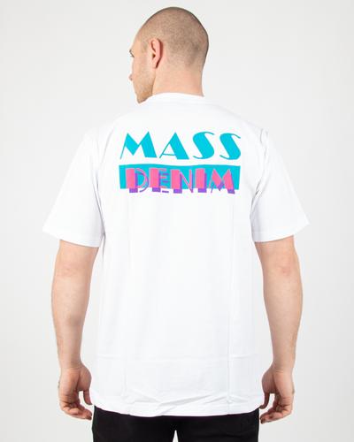Koszulka Mass Vice White
