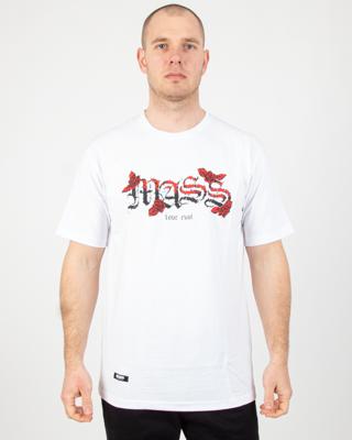 Koszulka Mass \'n\' Roses White
