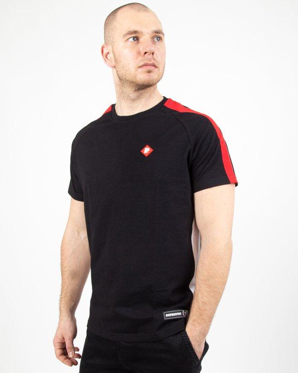Koszulka Patriotic Cls Red Tape Black-Red-White
