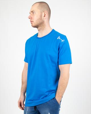 Koszulka Stoprocent Smalltag Blue