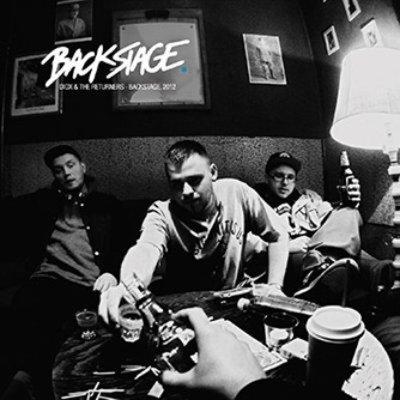 Płyta Cd Diox/The Returners - Backstage