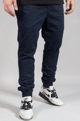 Spodnie Diamante Wear Chino Jogger Rm Navy