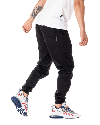 Spodnie Jogger Equalizer Chino Black