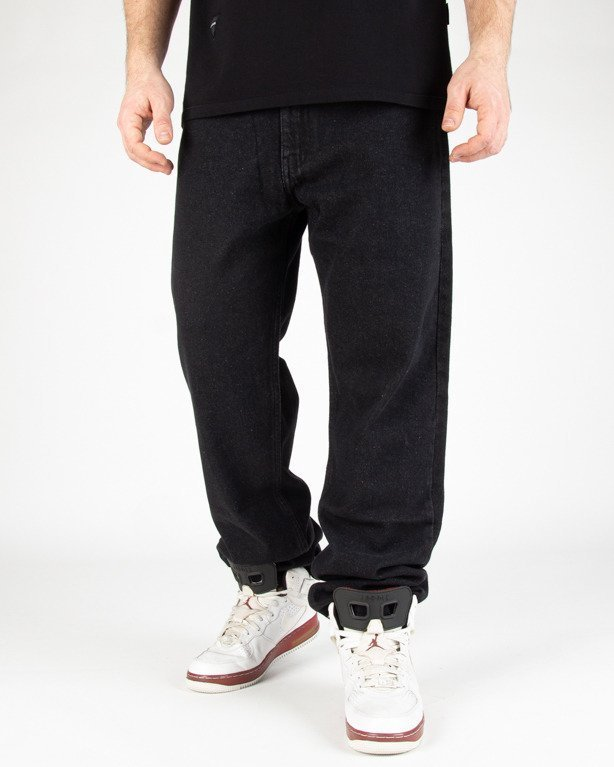Spodnie Prosto Jeans Baggy Flavour Black