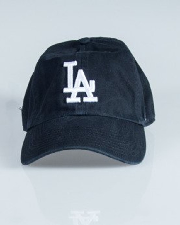 47 BRAND CAP LOS ANGELES DODGERS BLACK