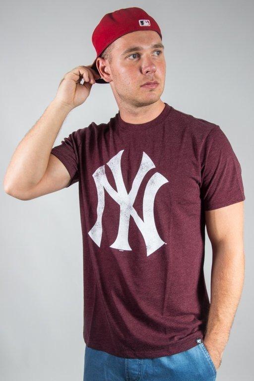 47 BRAND T-SHIRT MLB NEW YORK YANKEES BRICK