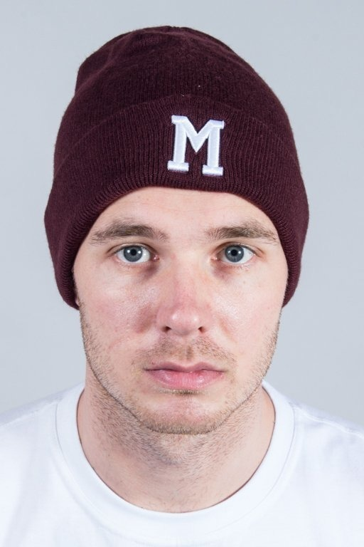 47 BRAND WINTER CAP NHL MONTREAL MAROONS RAISED CUFF KNIT