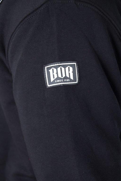 BOR HOODIE LAUR BLACK
