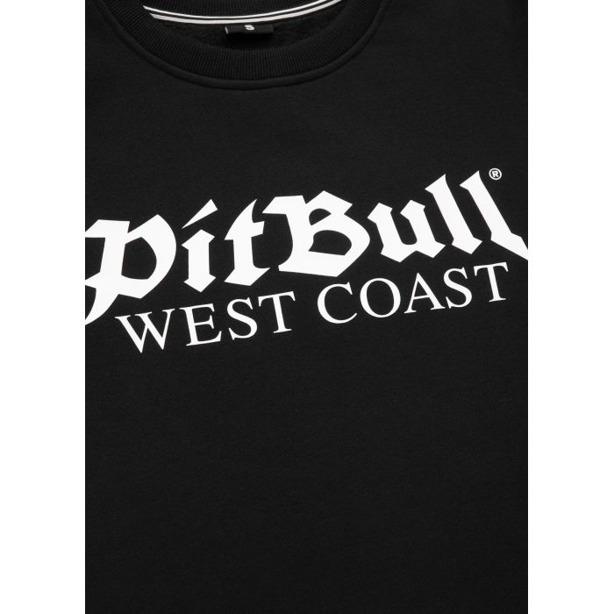Bluza Damska Pitbull Old Logo Black