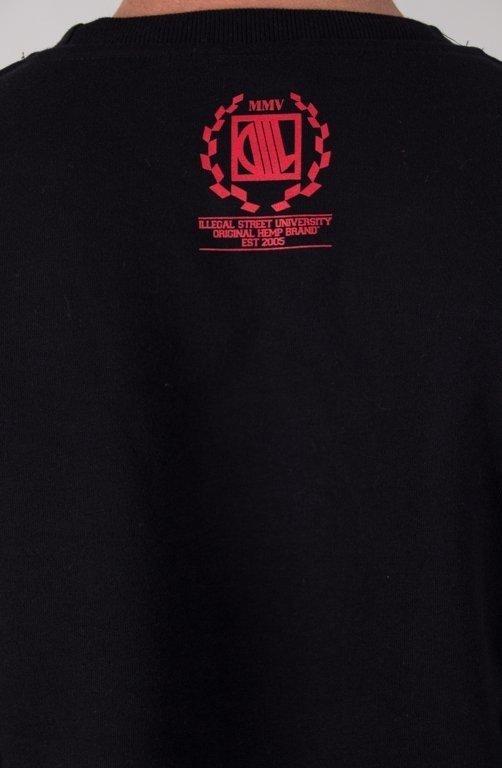 Bluza Diil Core Black