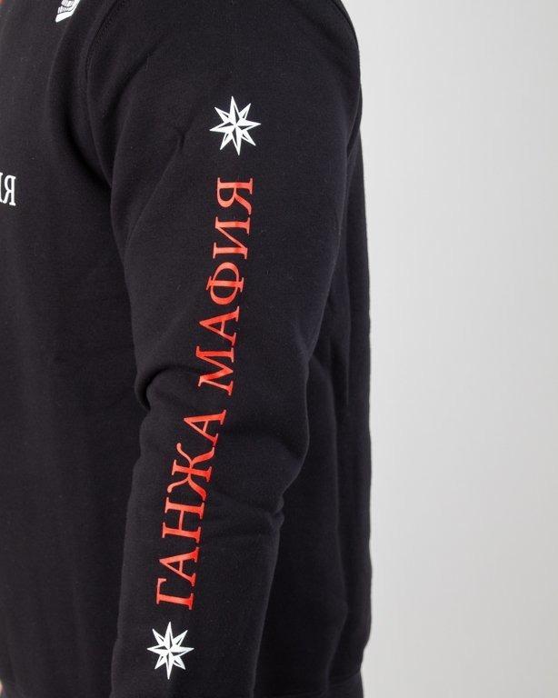 Bluza Ganja Mafia Rus Black