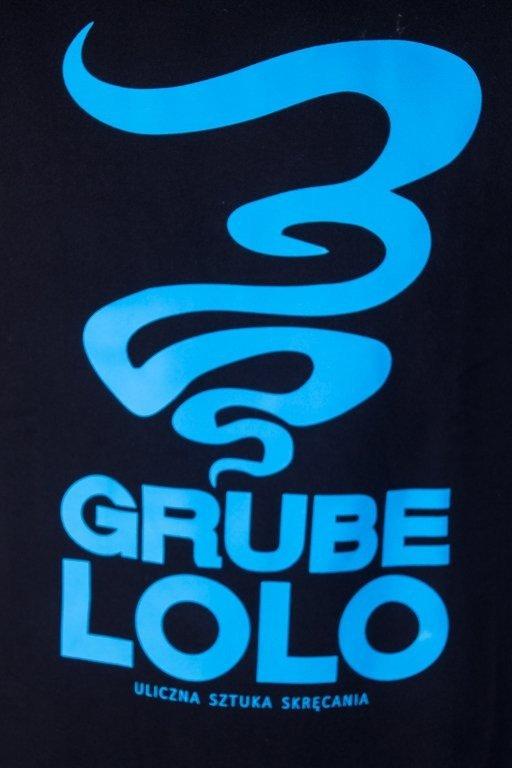 Bluza Grube Lolo Dymek Black-Blue