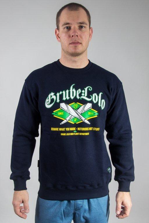 Bluza Grube Lolo Since 2011 Navy