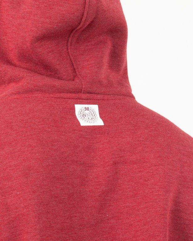 Bluza Hoodie Mass Base Small Logo Brick