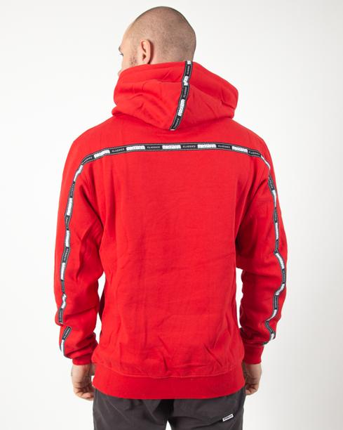 Bluza Hoodie Mass Gap Red