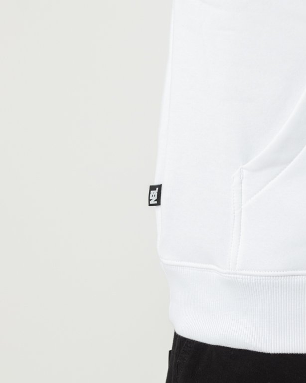 Bluza Hoodie New Bad Line Spiral White