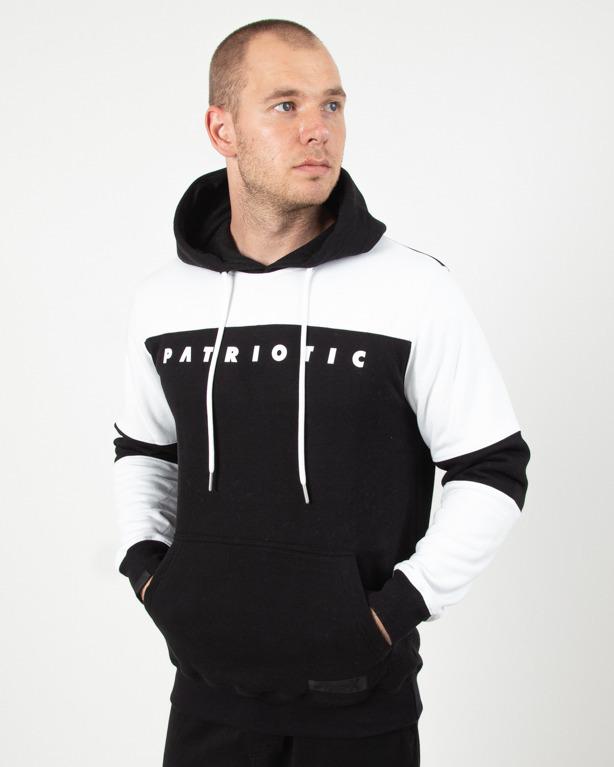 Bluza Hoodie Patriotic Futura Space Black