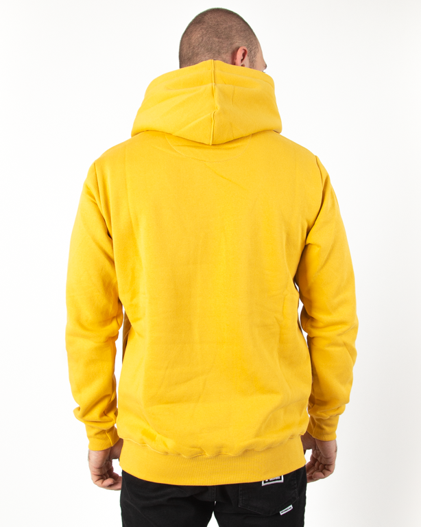 Bluza Hoodie Prosto Shield XX Yellow