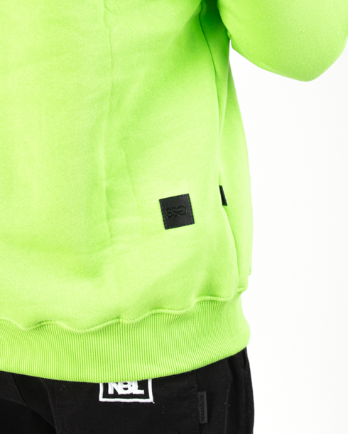 Bluza Hoodie Ssg Small Logo Neon
