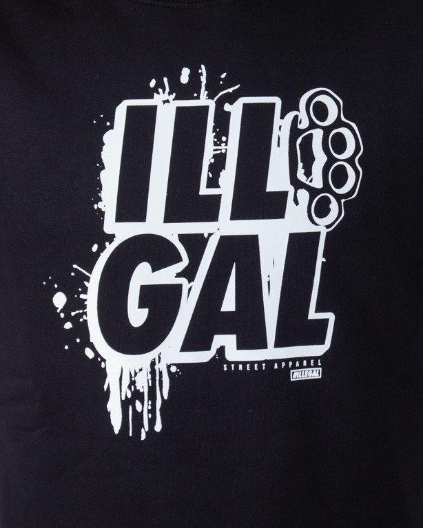 Bluza Illegal Ill Gal Black