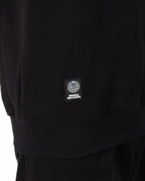 Bluza Mass Base Small Logo Black