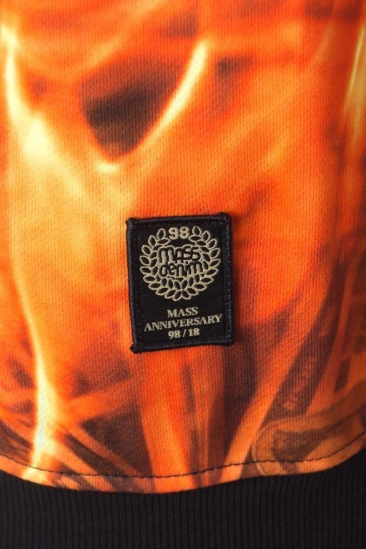 Bluza Mass Burn Babylon Black