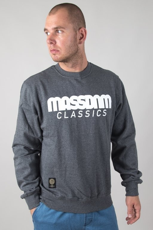 Bluza Mass Classics Grey