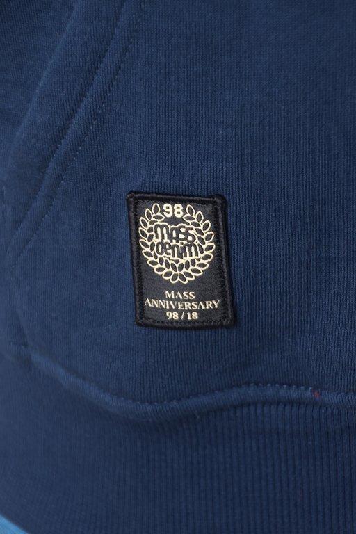 Bluza Mass Hoodie Base Navy