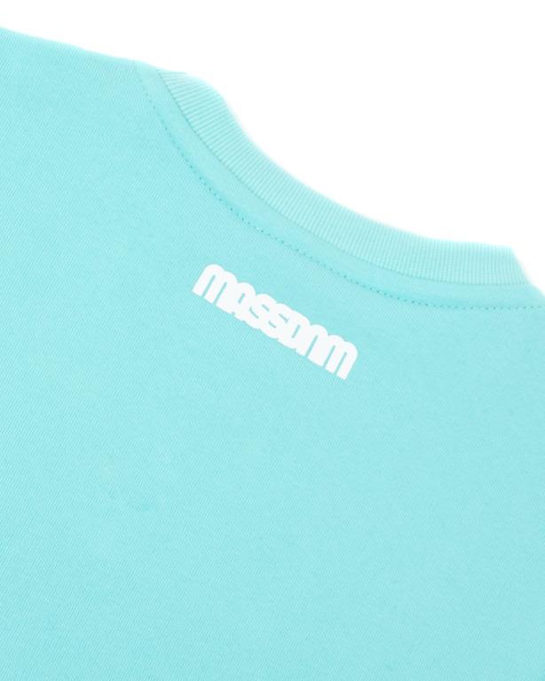 Bluza Mass Woman Classics Small Logo Mint