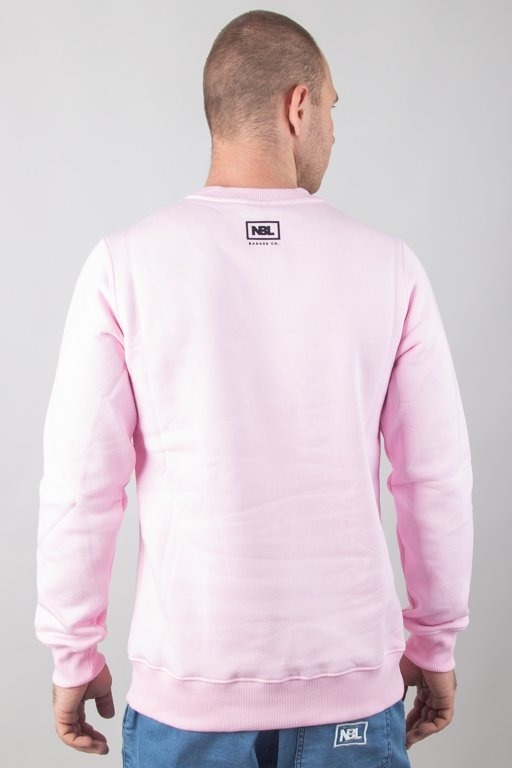 Bluza New Bad Line Classic Pink