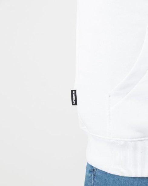 Bluza New Bad Line Hoodie Tape White