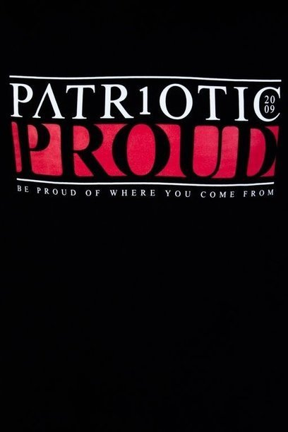 Bluza Patriotic Beproud Black