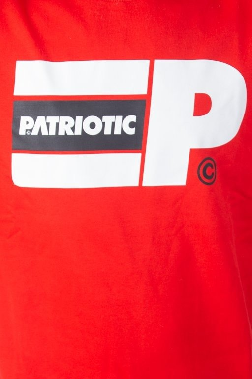 Bluza Patriotic Big Flag Red