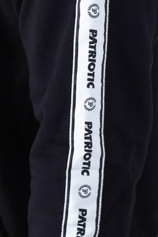 Bluza Patriotic Hoodie Cls Tape Black