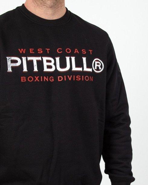 Bluza Pitbull Boxing 2019 Black