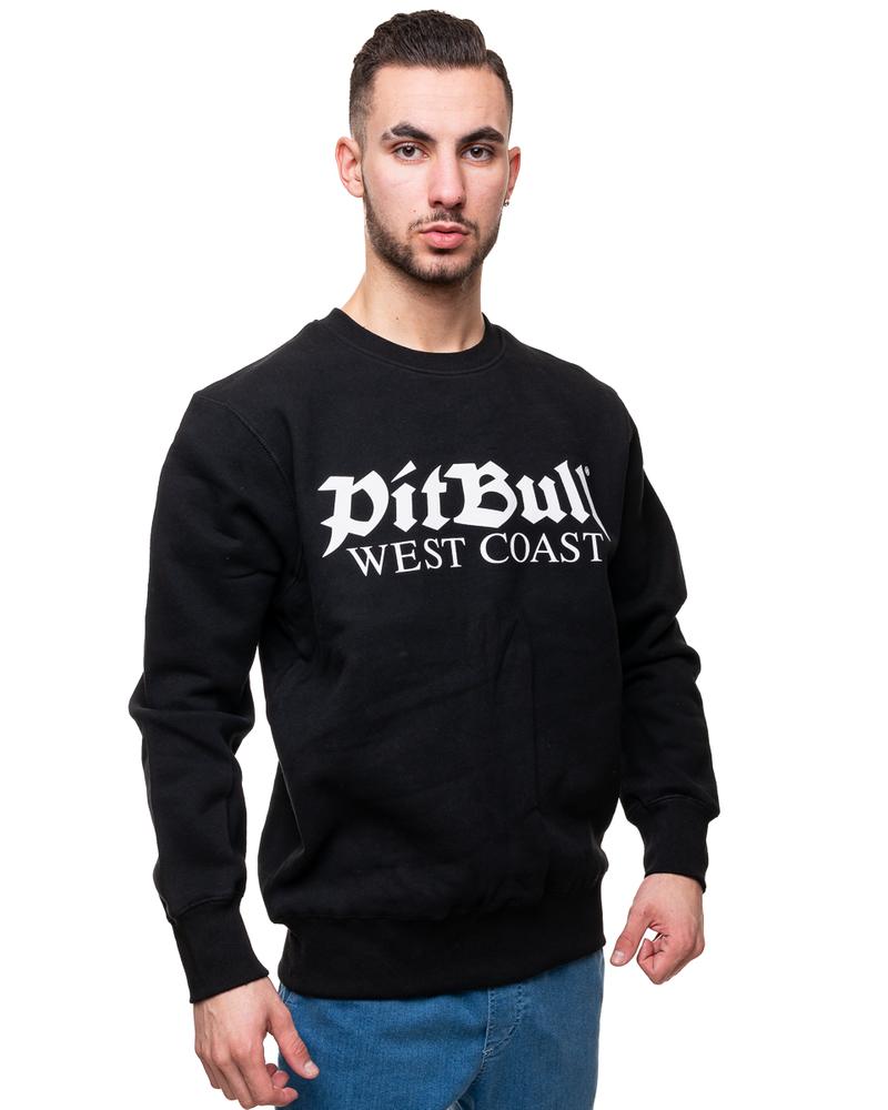 Bluza Pitbull Old Logo 19 Black