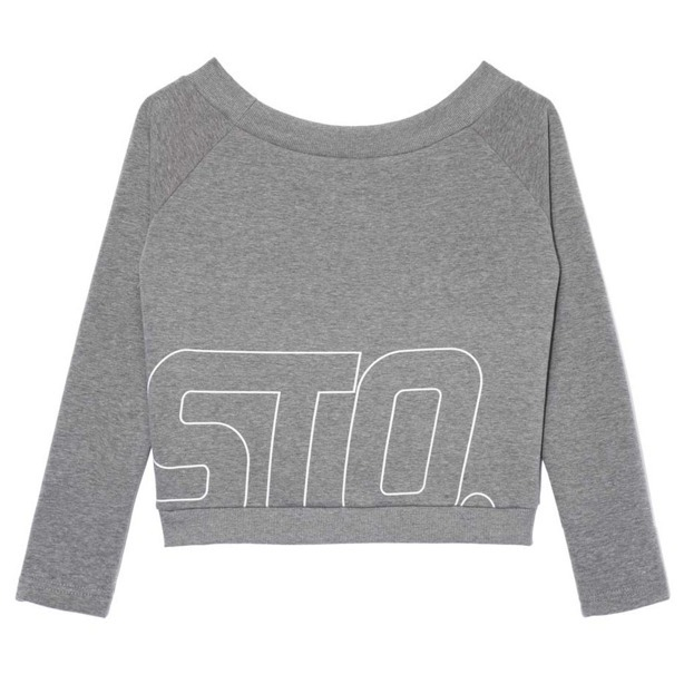 Bluza Prosto Woman Icily Grey