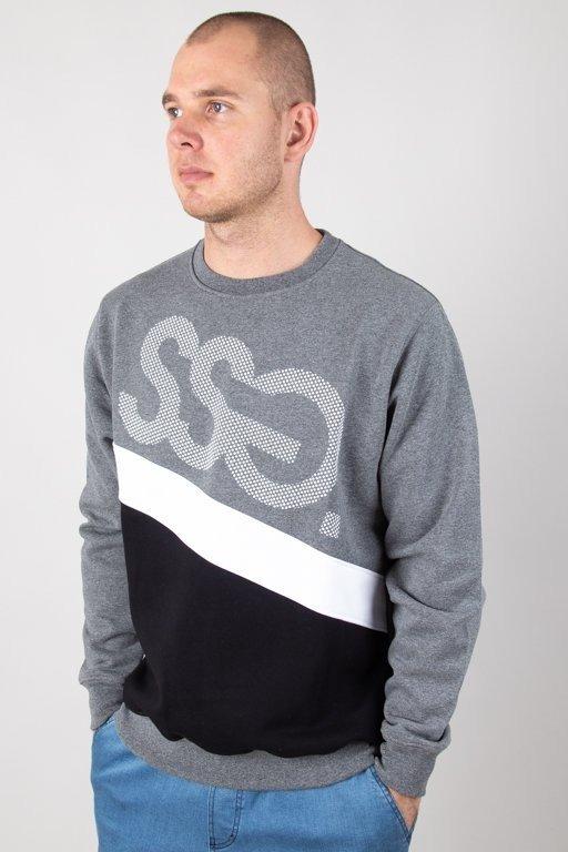 Bluza SSG Dots Triple Grey-Black