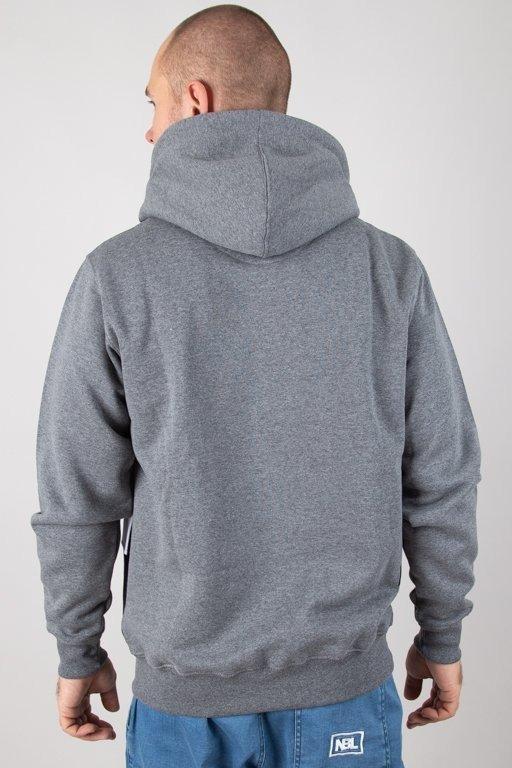 Bluza SSG Hoodie Dots Triple Grey-Black