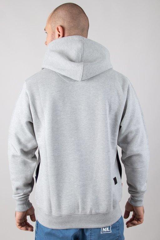 Bluza SSG Hoodie Slant Smg Grey-Navy