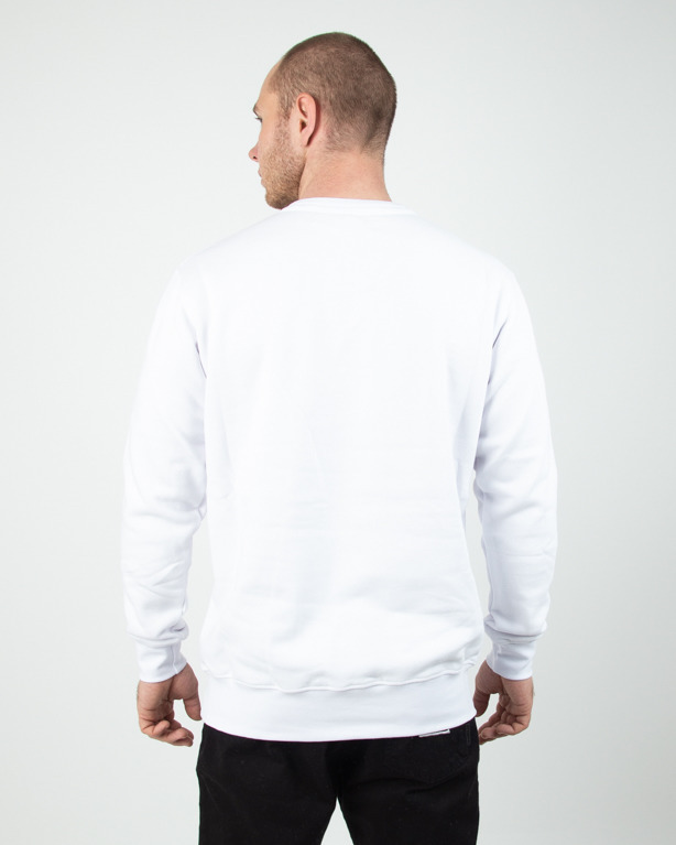 Bluza Stoprocent Base Smalltag White