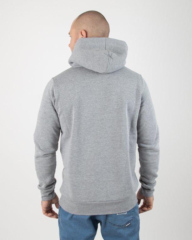 Bluza Stoprocent Hoodie Slimtag Melange