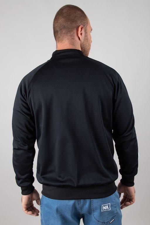 Bluza Stoprocent Zip Cuttag Black