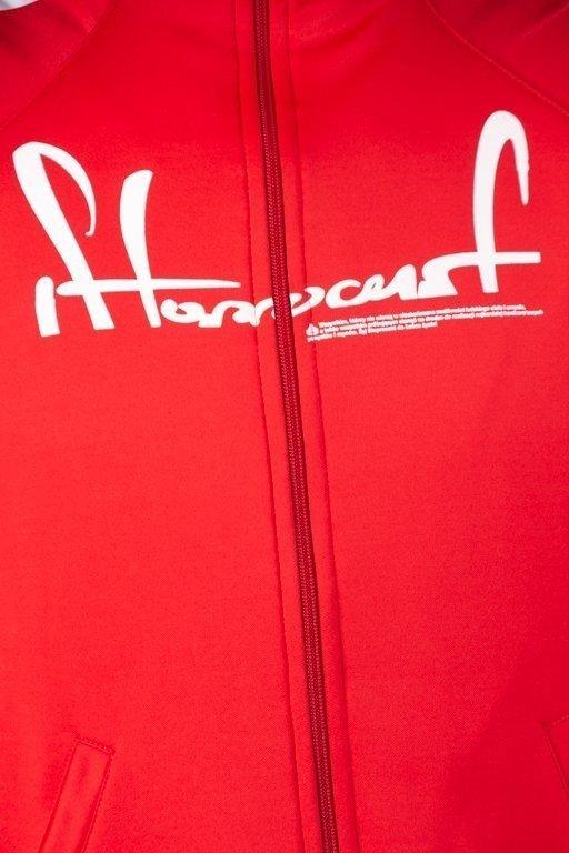 Bluza Stoprocent Zip Cuttag Red