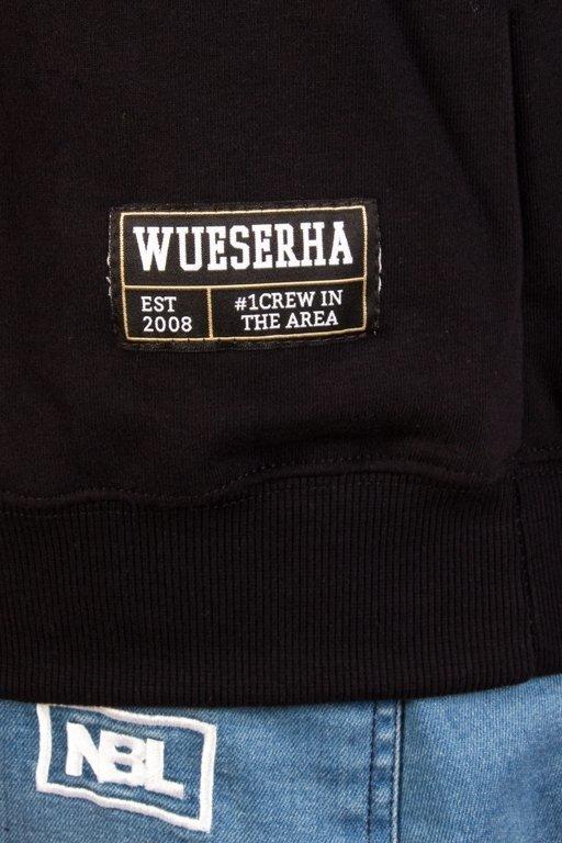 Bluza Wsrh Wrzut Black